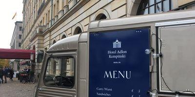 Hotel Adlon Kempinski in Berlin