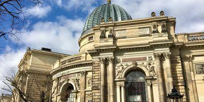 Hochschule f. Bildende Künste in Dresden