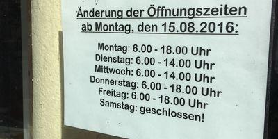 Bäckerei Dalheimer in Idar Stadt Idar-Oberstein