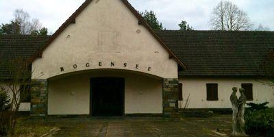 Waldschule Bogensee in Bogensee Gemeinde Wandlitz