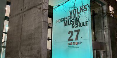 Volkshochschule Pankow im Bildungszentrum am Antonplatz in Berlin