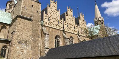 Dom St. Johannes und St. Laurentius in Merseburg an der Saale