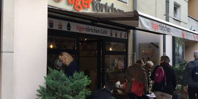 Tigertörtchen - Berlin Cupcakes Café in Berlin