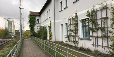 Kultur im Bahnhof e.V. in Biesenthal in Brandenburg