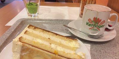 Bäckerei u. Konditorei Reiner Kettinger und Cafe in Bernhausen Stadt Filderstadt