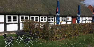 Freilichtmuseum Klockenhagen in Klockenhagen Stadt Ribnitz-Damgarten