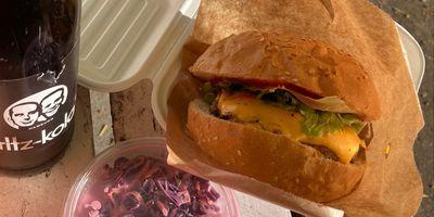 John's Burger Restaurant in Kiel