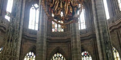 Lorenzkirche, St. Lorenz in Nürnberg