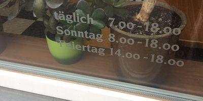 Konditorei Senf in Wismar in Mecklenburg