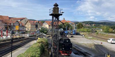 Bahnhof Wernigerode in Wernigerode