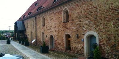 """Burghotel und Restaurant """"Salon Wittgenstein"""" in Bad Belzig"""