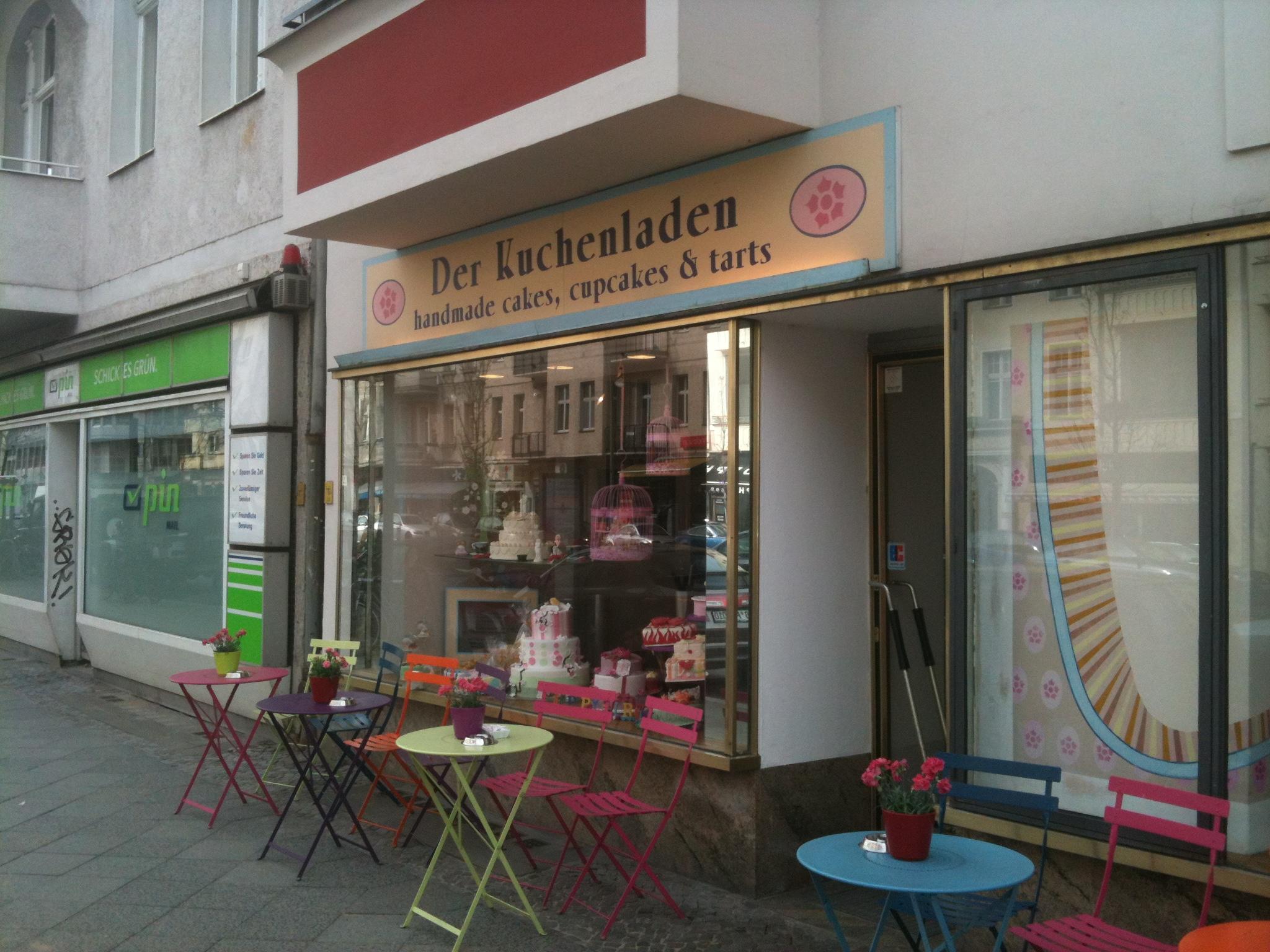 Der Kuchenladen Konditorei 10623 Berlin Charlottenburg