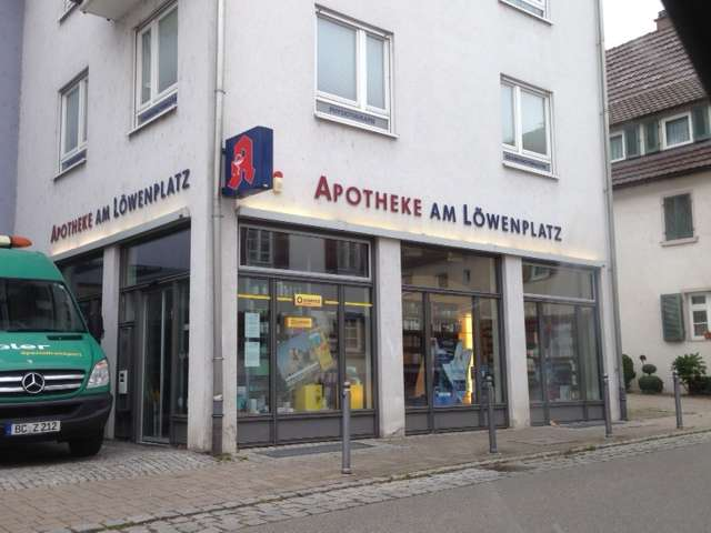 apotheke am l wenplatz 2 bewertungen remseck am neckar aldingen kornwestheimer str golocal. Black Bedroom Furniture Sets. Home Design Ideas