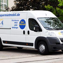 Autovermietung SparMietmobil/Anhänger Verkauf-Vermietung-Service in Erfurt