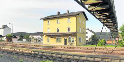 Bahnhof Wernberg in Wernberg-Köblitz