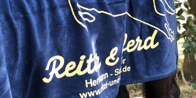 Reiter und Pferd Hendrick Herrmann in Salzgitter