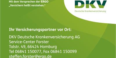 DKV Deutsche Krankenversicherung AG Service-Center: Steffen Forster in Homburg an der Saar