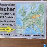 KFZ Reparatur Werkstatt Norbert Tischer in Dreieich