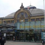 Bahnhof Halle (Saale) Hbf in Halle an der Saale