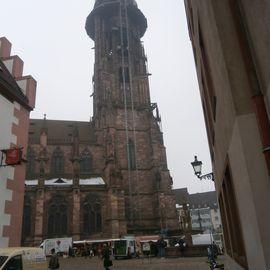 Münster Unserer Lieben Frau in Freiburg im Breisgau