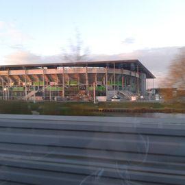 VfL-Stadion am Elsterweg in Wolfsburg
