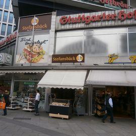 Stefansbäck in Stuttgart