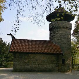 Hachelturm in Pforzheim