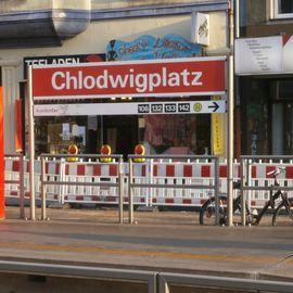 Chlodwigplatz in Köln