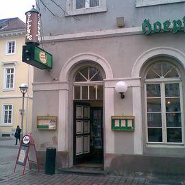 Litfaß in Karlsruhe