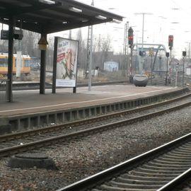 Bahnhof Rastatt in Rastatt