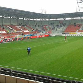 Bild zu Erdgas Sportpark in Halle an der Saale