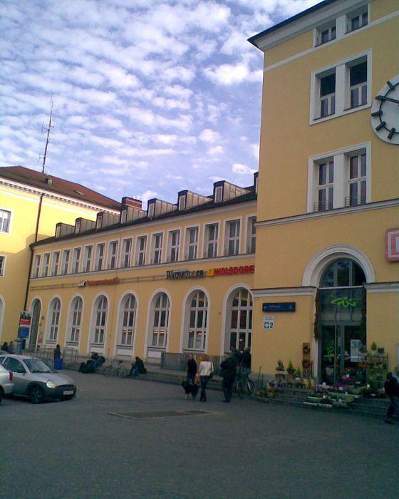 Norma Hauptbahnhof Regensburg