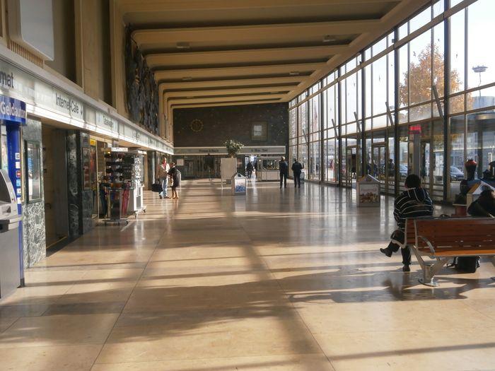 Hauptbahnhof Pforzheim