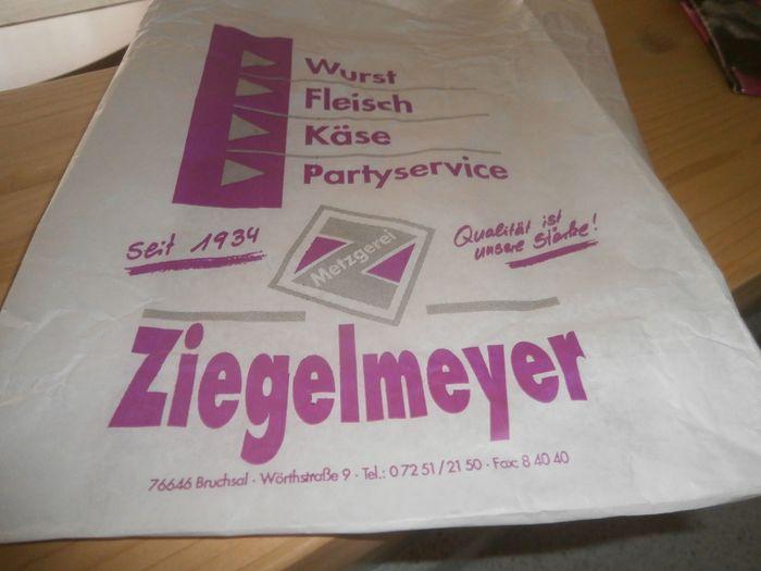 Metzgerei Ziegelmeyer Bruchsal