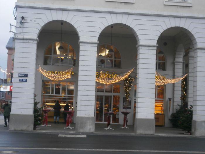 Böckeler Confiserie Und Kaffee In Karlsruhe In Das örtliche