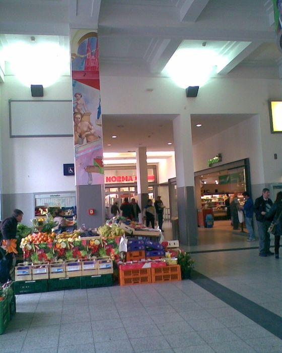 Norma Bahnhof Regensburg