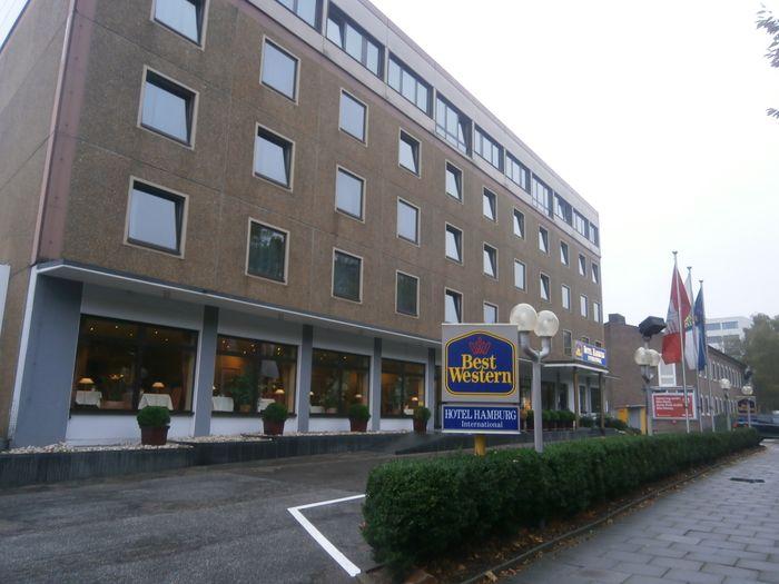 Best western hotel hamburg international in hamburg hamm for Hotel international hamburg