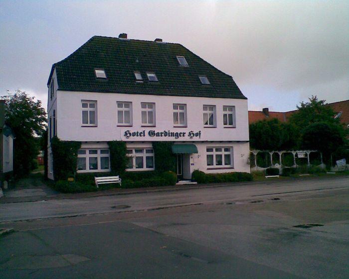 Hotel Gardinger Hof Garding