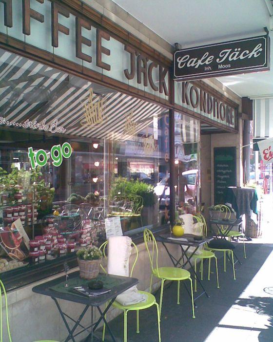 Cafe Jäck Konditorei In Karlsruhe In Das örtliche