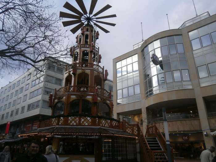 Pforzheimer Weihnachtsmarkt.Goldener Weihnachtsmarkt 4 Bewertungen Pforzheim Innenstadt