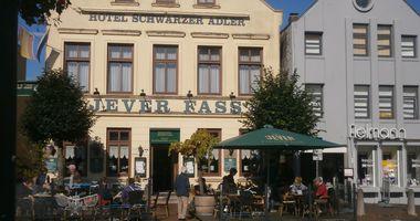 Jever-Fass in Jever