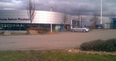 Porsche Zentrum Pforzheim in Pforzheim