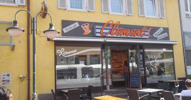 Bäckerei Clement GmbH in Sachsenheim in Württemberg