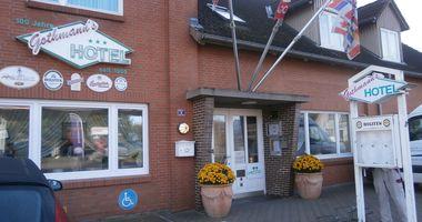 Gothmann's Hotel in Breitenfelde Kreis Herzogtum Lauenburg