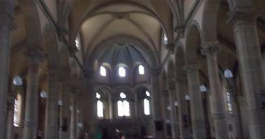 Kath. Kirche St. Barbara in Forst in Baden