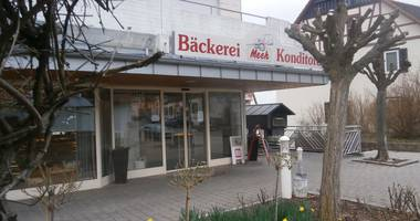 Meeh Bäckerei in Wiernsheim