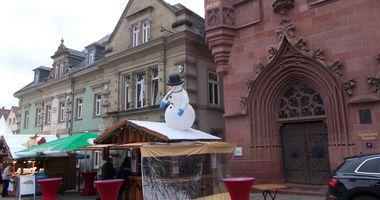 Weihnachtsmarkt in Bretten