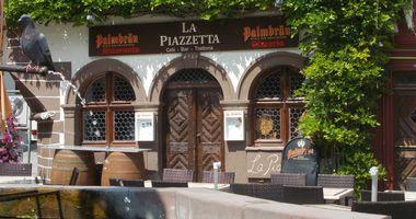 La Piazzetta Pizzeria-Trattoria in Bretten