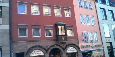Käthe Wohlfahrt in Nürnberg
