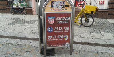 GGZ-Arena in Zwickau